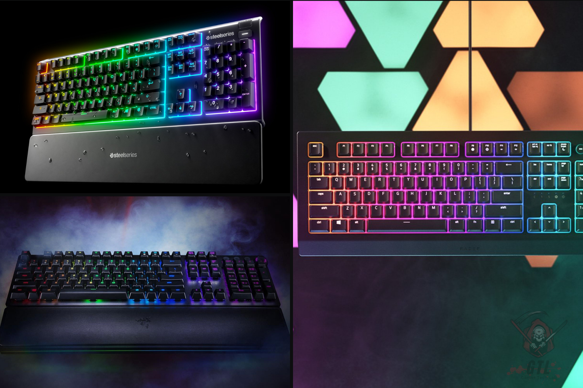 the-best-gaming-keyboards-in-2021